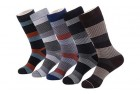 marino men's patterned dress socks