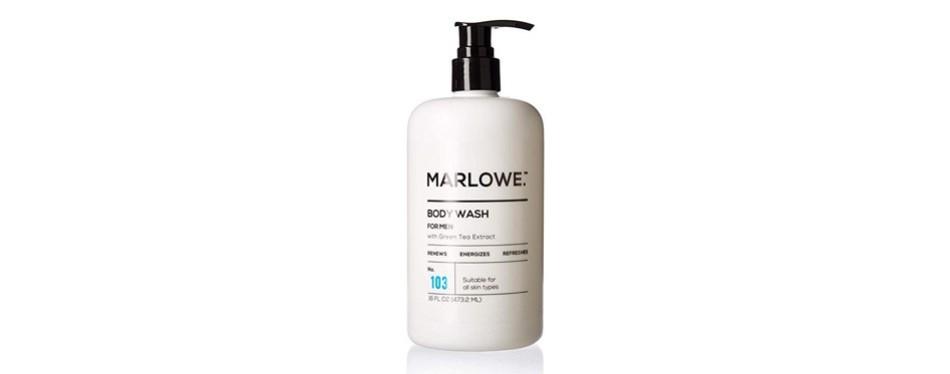 marlowe no.103 men's body wash