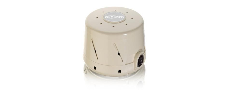 marpacdohm white noise machine