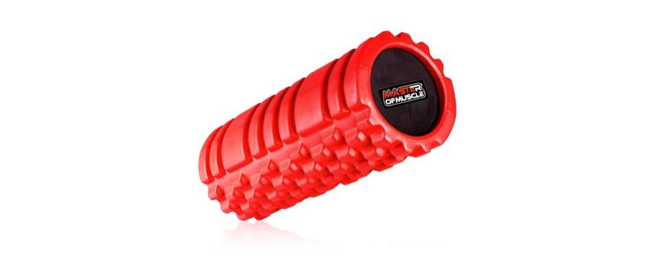 master of muscle foam roller