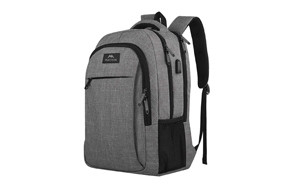 matein travel laptop backpack with usb charging port