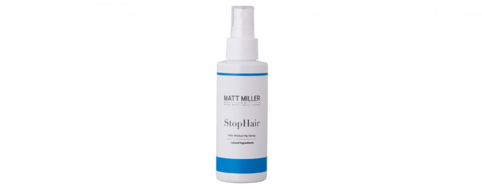 matt miller hair removal cream, stophair