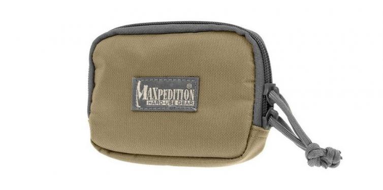 Maxpedition Hook-and-Loop Zipper Organizer
