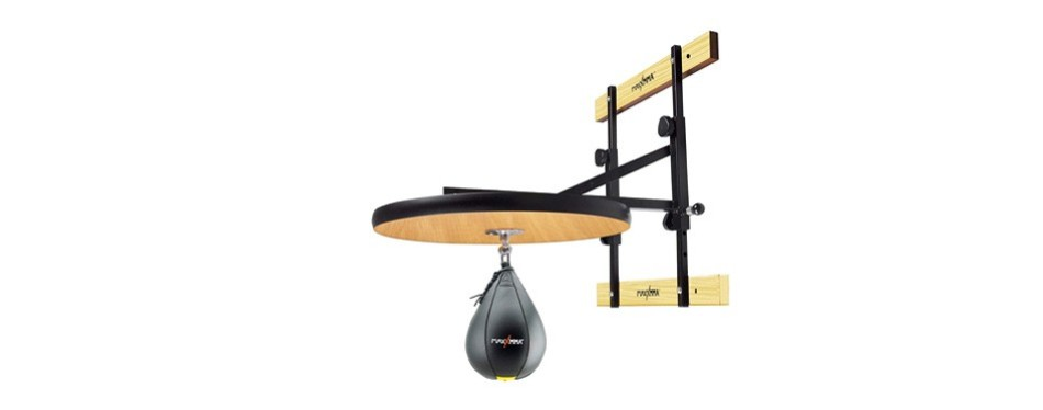 maxxmma heavy duty adjustable speed bag platform kit