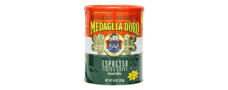 medaglia d'oro italian roast espresso instant coffee
