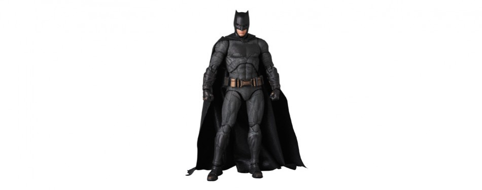 medicom justice league batman action figure