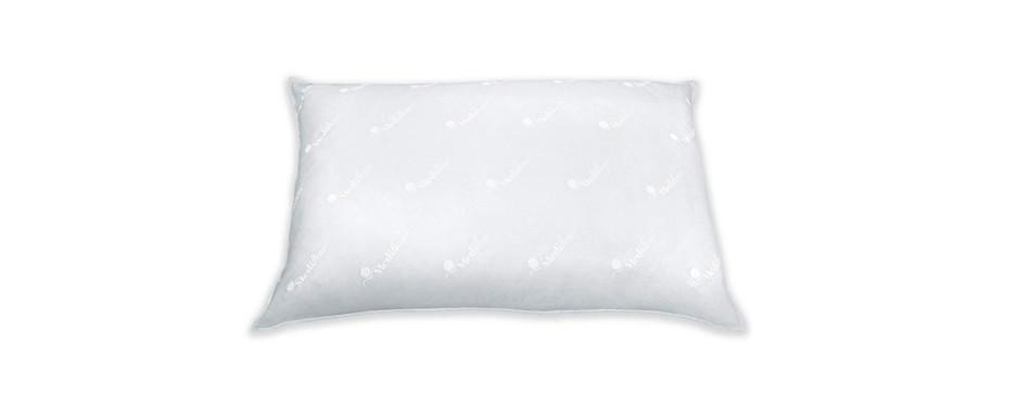 mediflow fiber water pillow for neck support