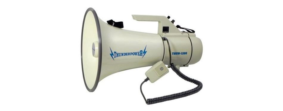 megaphone - thunderpower 1200