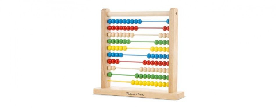 melissa and doug abacus