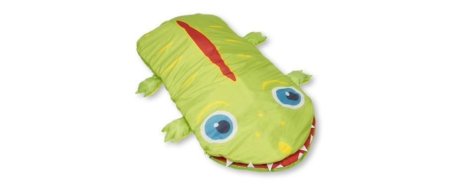 melissa & doug augie alligator