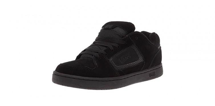 men's docket skate suede shoe