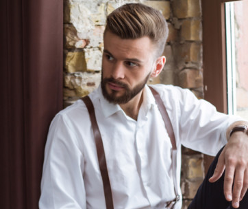 men's hair dye: everything you need to know and consider