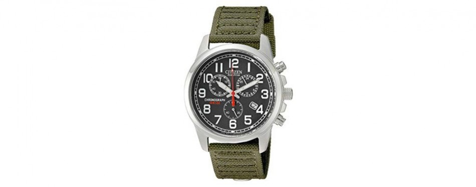 men's chandler eco-drive citizen watch
