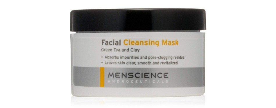 menscience androceuticals cleansing mask