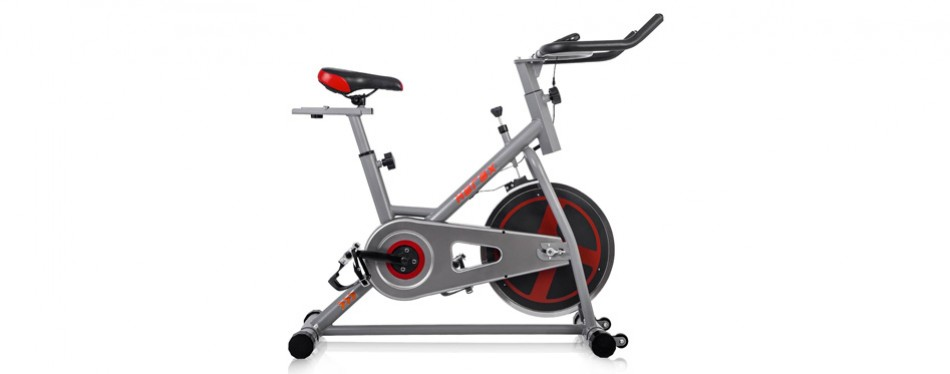 merax fitness indoor cycling trainer exercise bike