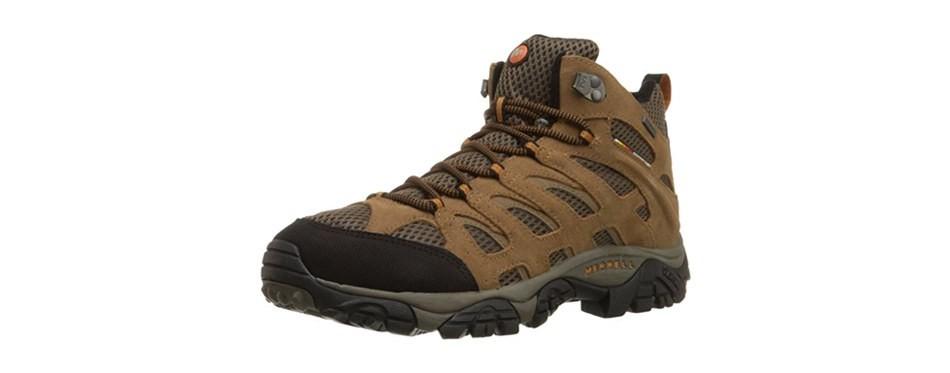 merrell waterproof hiking boots