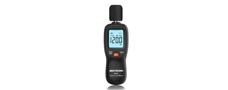 meterk decibel meter
