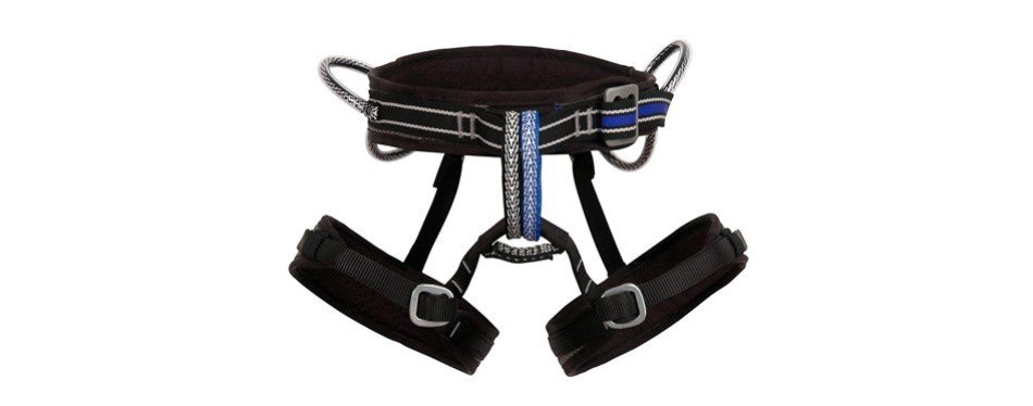 metolius safe tech deluxe improved climbing harness