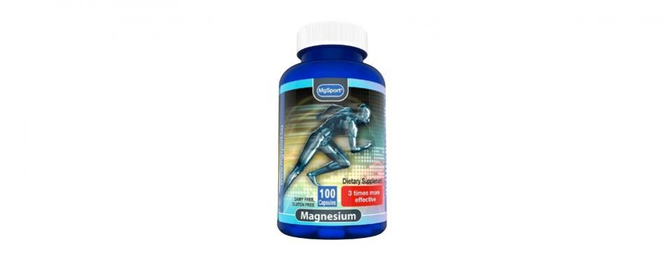 mgsport high absorption magnesium