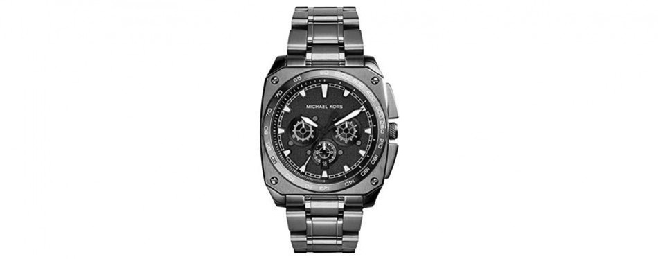 michael kors watches grandstand men's chronograph watch