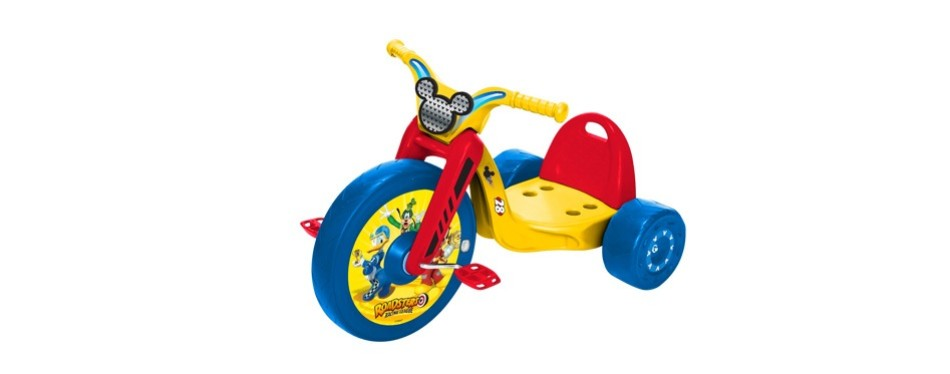 mickey and the roadster racers 15 inch fly wheel