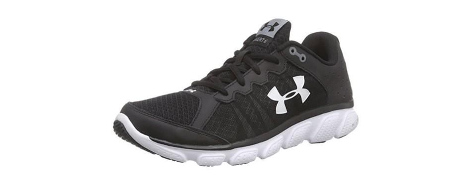 micro g assert 6 running shoe