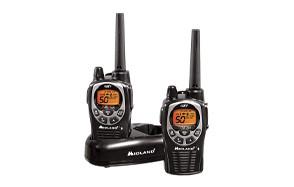 midland gxt1000vp4 50-channel two-way radio