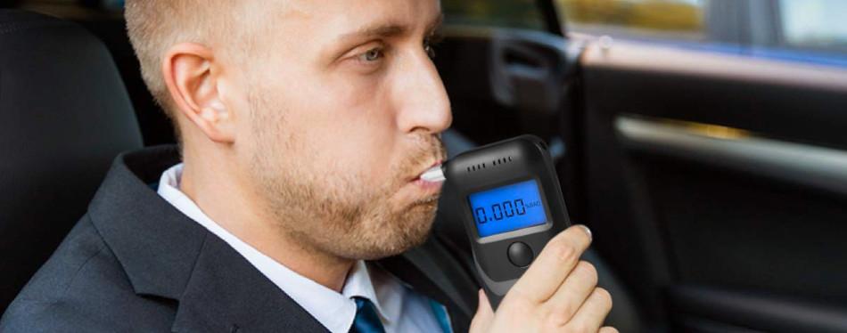 miirror kengle digital alcohol detector
