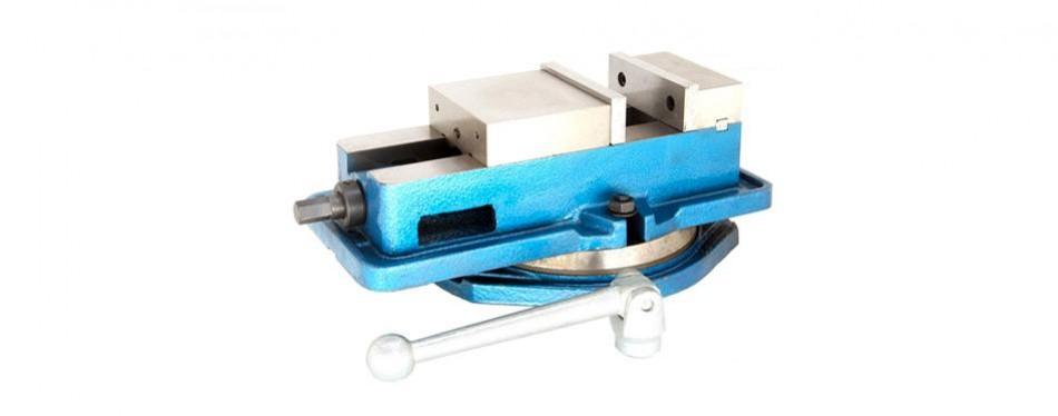 milling machine lockdown vise