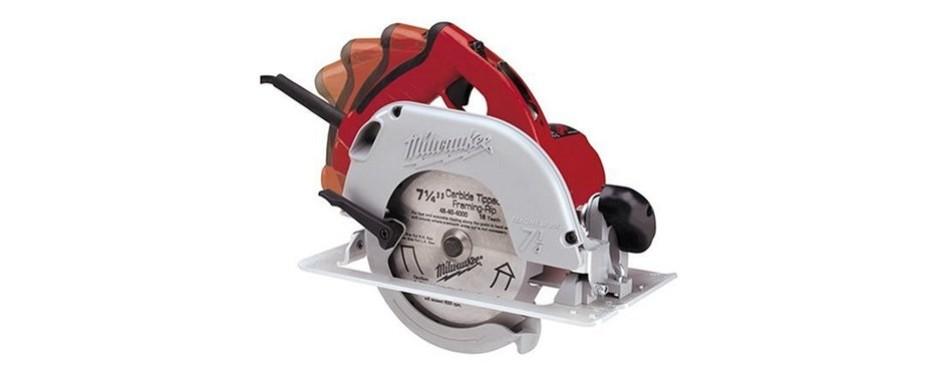 milwaukee 6390-21 circular saw