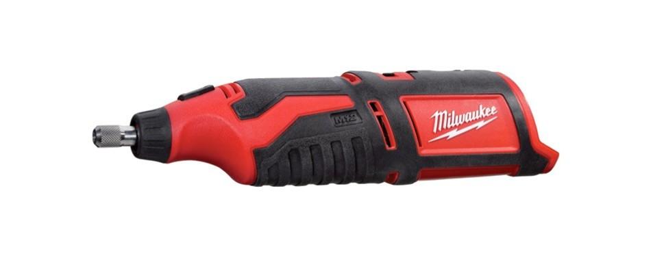 milwaukee bare-tool m12 12v rotary tool