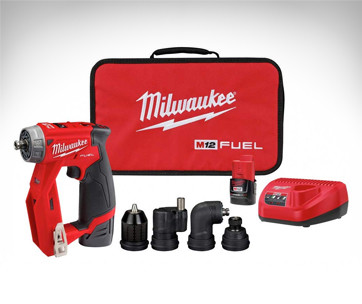 milwaukee fuel installation drill driver kit