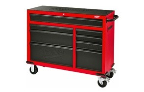 milwaukee heavy duty 8-drawer rolling steel storage cabinet