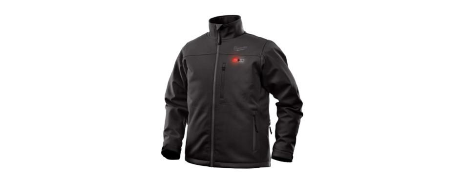 milwaukee jacket kit m12 12v lithium-ion heated
