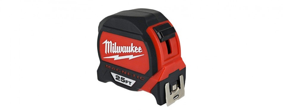 milwaukee tool magnetic tape measure