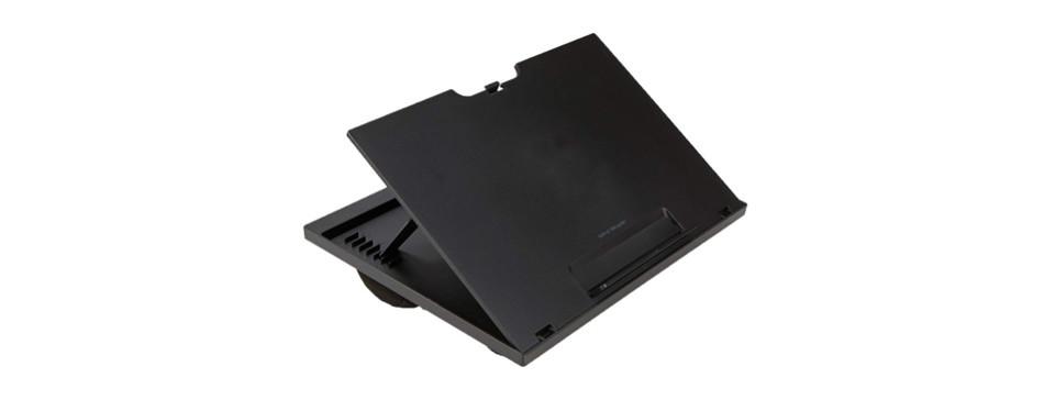 mind reader ltadjust-blk lap top desk