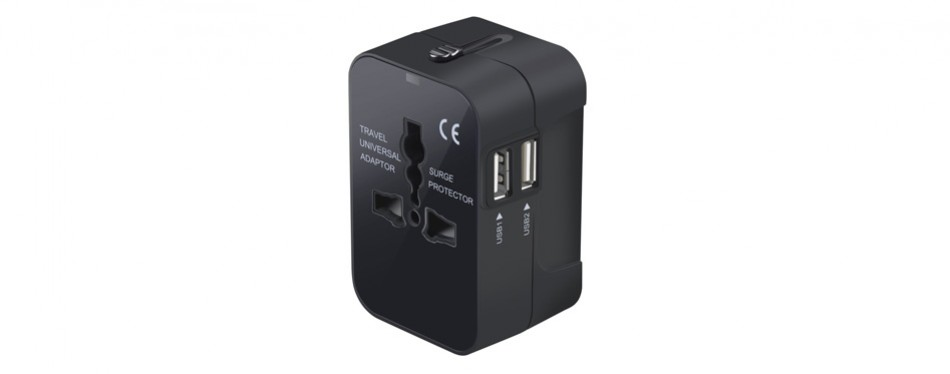 mingtong worldwide all-in-one travel adapter