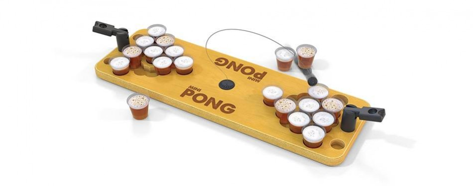 mini pong buffalo games