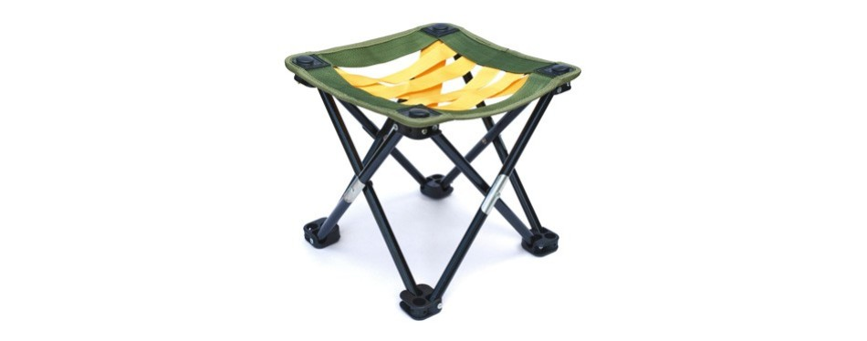 mini portable camping, gardening or fishing stool