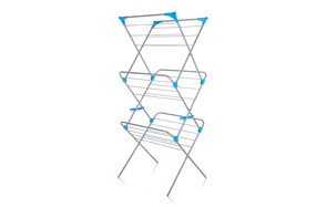 minky homecare trio concertina drying rack