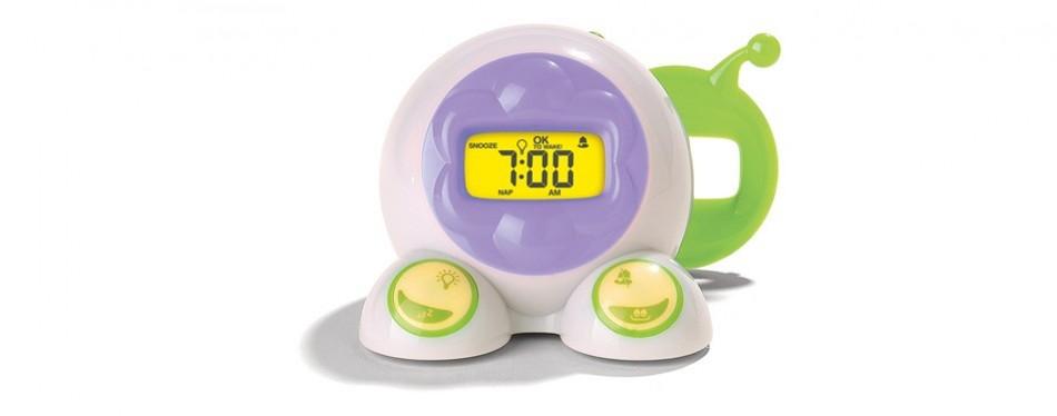 mirari ok to wake kids alarm clock & night light
