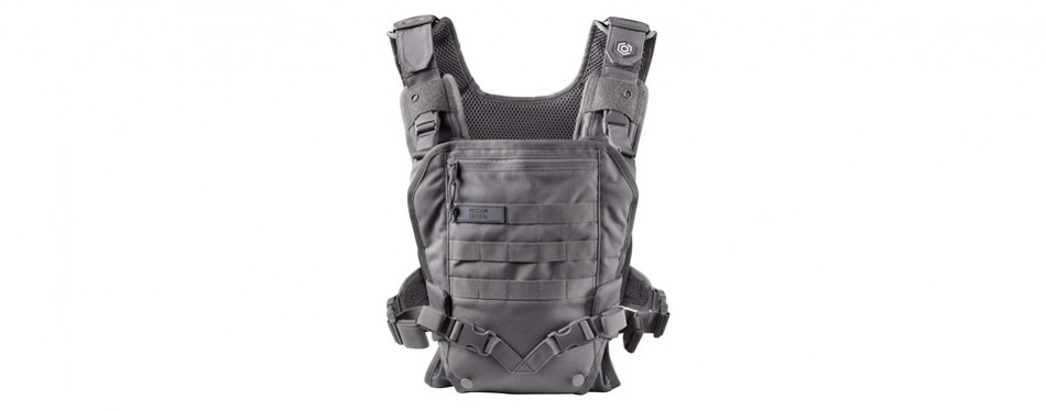 mission critical baby carrier