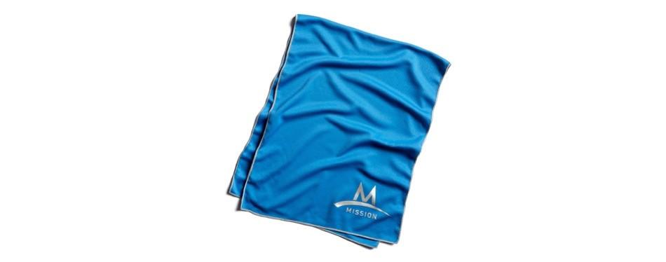 mission enduracool cooling towel
