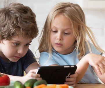 mission possible - reducing screen time for kids