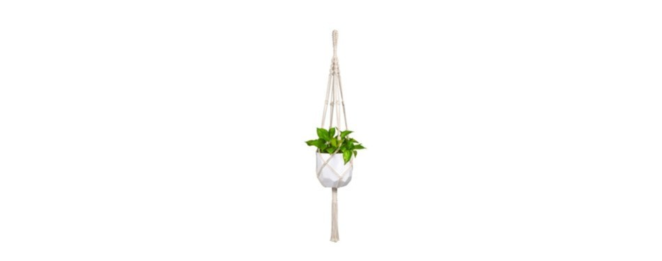 mkono macrame plant hanger