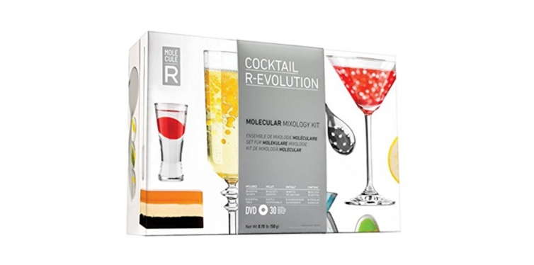 Molecule-R Mixology Kit