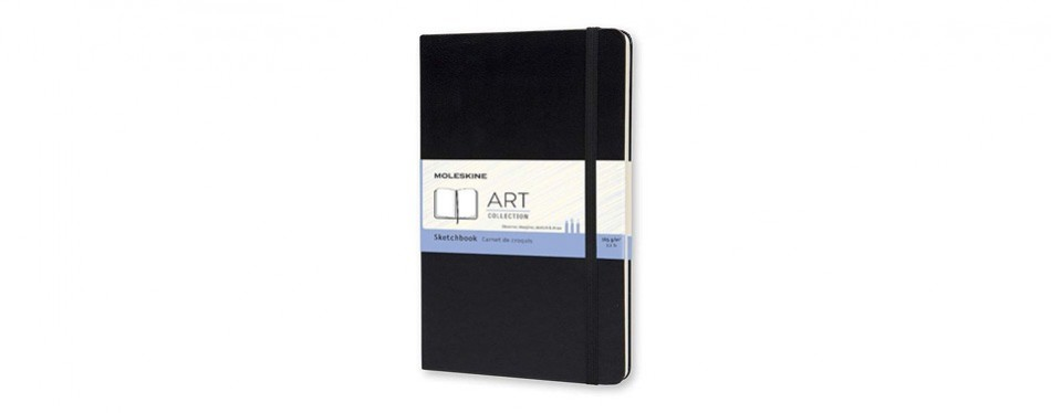 moleskine art plus hard cover sketchbook