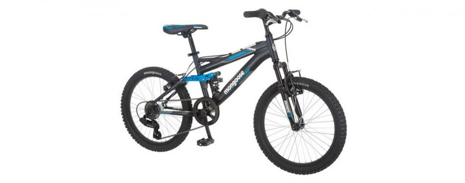 mongoose ledge boys mountain kid's bike