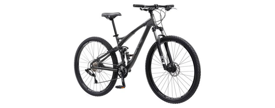 mongoose xr-pro men's mountain bike