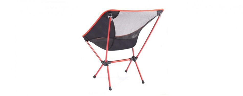 moon lence portable folding camping chairs